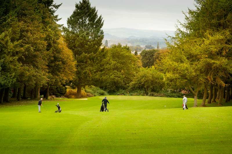 Crichton Golf Club