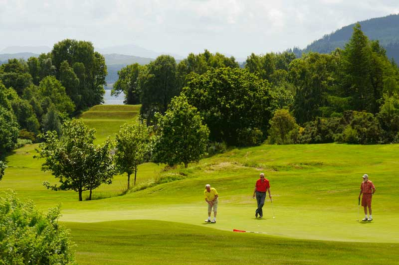 New Galloway Golf Club