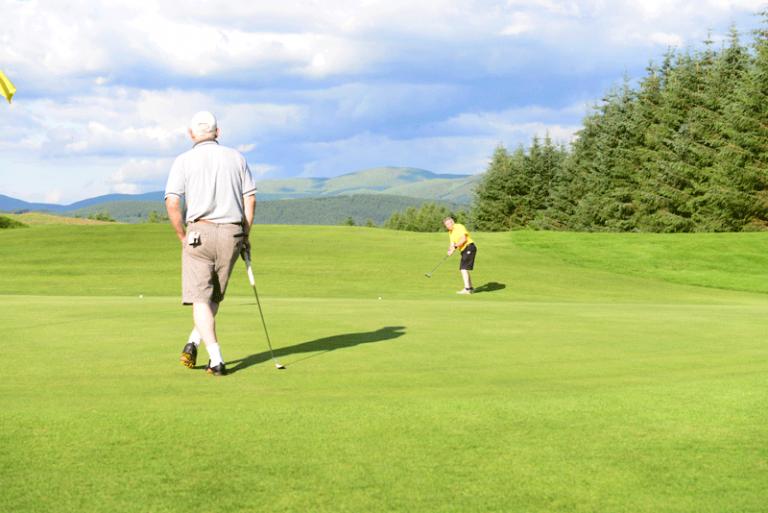 Moffat Golf Club